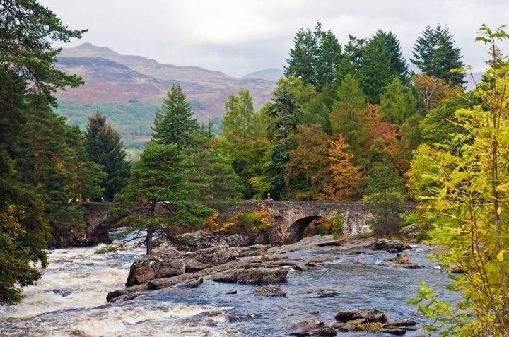 My Favourite Places InScotland